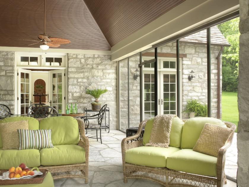 Screened Porch Additions